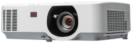NEC Projektor P554U LCD,5300lm,WUXGA,Lampy (60004329)