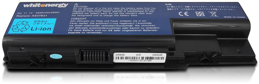 WHITENERGY WE baterie pro Acer Aspire 5920 11,1V 4400mAh (05906)