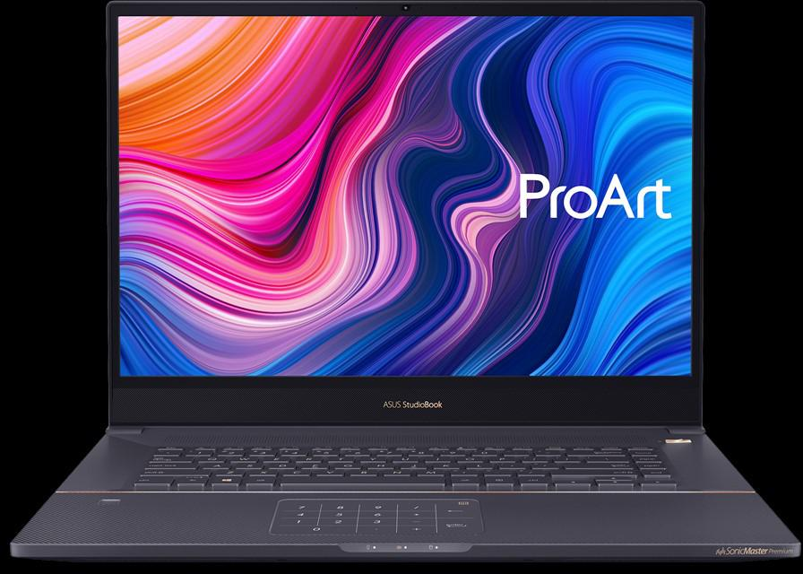 ASUS StudioBook W700G2T-AV004R i7-9750H Stříbrná/ šedá (W700G2T-AV004R)