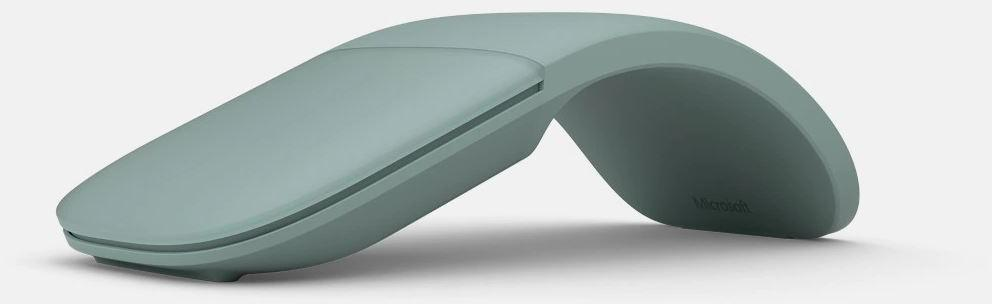 MICROSOFT Arc Mouse Bluetooth 4.0, Sage (ELG-00047)