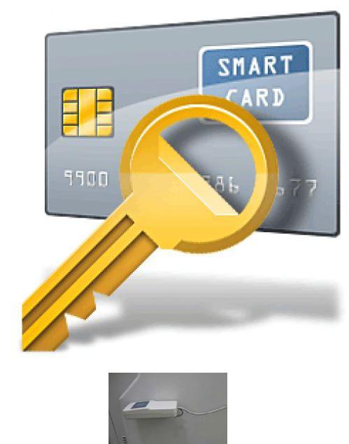 OKI Čtečka ID karet (HID) pro MB760/770/MC760/770/780 (45518501)