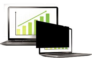 """Fotografie FELLOWES Privátní filtr Fellowes PrivaScreen na notebook a monitor 17,3"""" (16:9) (FELYVA173W9)"""