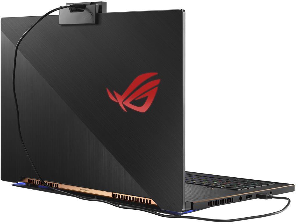ASUS ROG Zephyrus S GX701 Intel Core i7-9750H Černá (GX701GVR-H6033T)