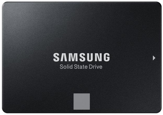 SAMSUNG SSD 500GB Samsung 860 EVO SATA III (MZ-76E500B/EU)
