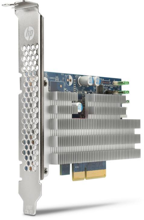 HP Z TurboDrive G2 256GB TLC PCIe SSD (Y1T46AA)
