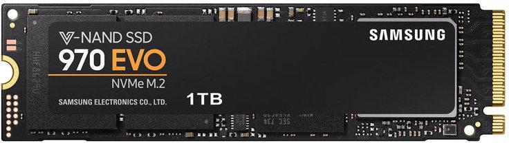 SAMSUNG SSD M.2 1TB Samsung 970 EVO PLUS (MZ-V7S1T0BW)