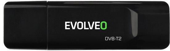 EVOLVEO Sigma T2, FullHD DVB-T2 H.265/HEVC USB tuner (SGA-T2-HEVC)