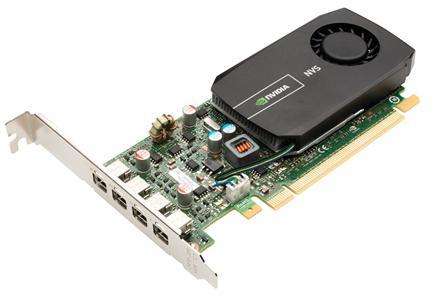 PNY Quadro NVS 510 x16 2GB (128) 4xmDP (DP) (VCNVS510DP-PB)