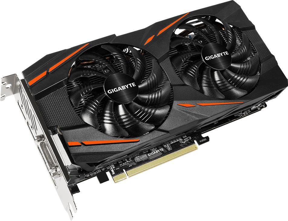GIGABYTE Radeon RX 570 Gaming 4G (GV-RX570GAMING-4GD)
