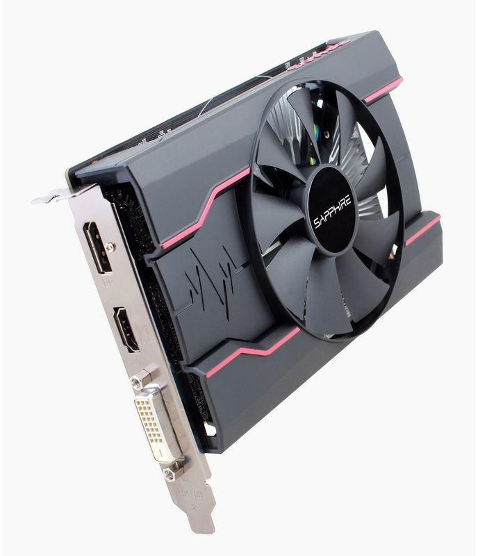 SAPPHIRE TECHNOLOGY LTD Sapphire PULSE RX550 4GB (128) aktiv D H DP OC (11268-01-20G)