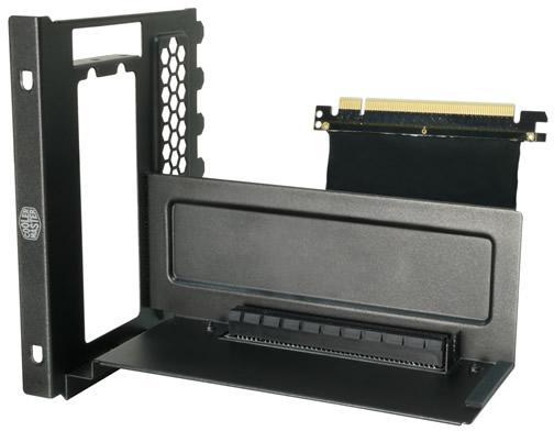 COOLER MASTER sada pro vertikální montáž grafické karty (včetně Riser karty) (MCA-U000R-KFVK00)