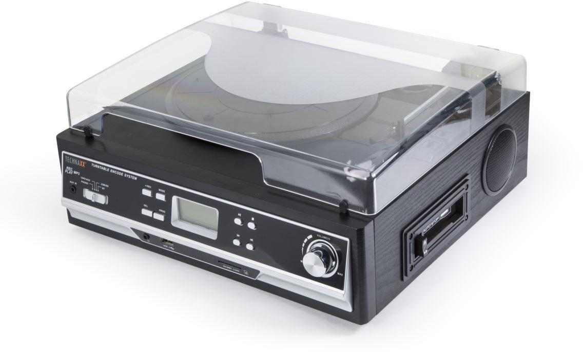 TECHNOSONIC Technaxx USB gramofon/konvertor TX-22+ (4717)
