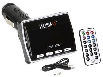 TECHNOSONIC Technaxx FM transmitter FMT100 - MP3 přehrávač (906)