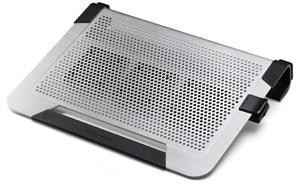 COOLER MASTER chladicí ALU podstavec Cooler Master NotePal U3 PLUS pro NTB 15-19'' silver, 3x8cm (R9-NBC-U3PS-GP)