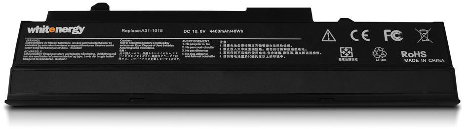 WHITENERGY WE baterie Asus EEE 1215B10.8V 4400mAh černá (09435)