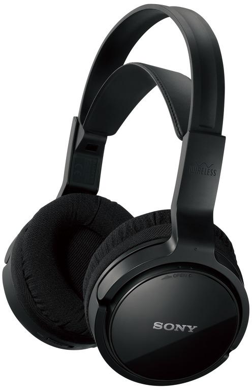 SONY bezdrátová sluchátka MDR-RF811RK (MDRRF811RK.EU8)