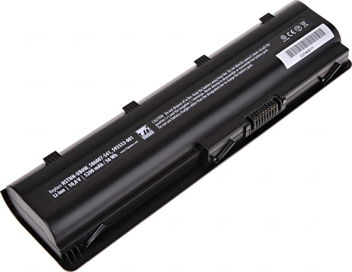 T6 POWER Baterie T6 power HP Pavilion dv3-4000, dv4-4000, dv5-2000, dv6-3000, dv7-4000 serie (NBHP0067)