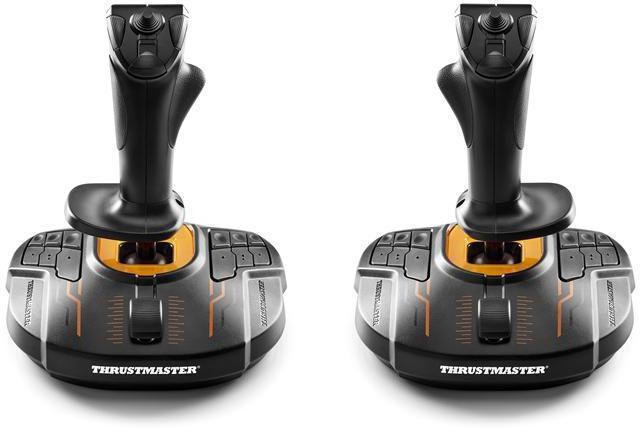 THRUSTMASTER Joystick T16000M Space sim duo stick HOTAS (2960815)