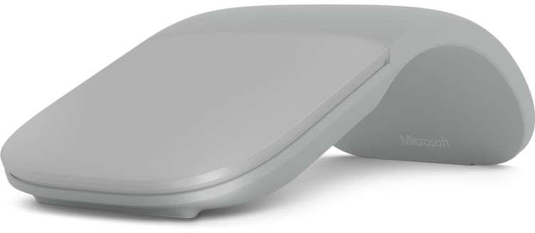 MICROSOFT Surface Arc Mouse Bluetooth 4.0, šedá (CZV-00006)