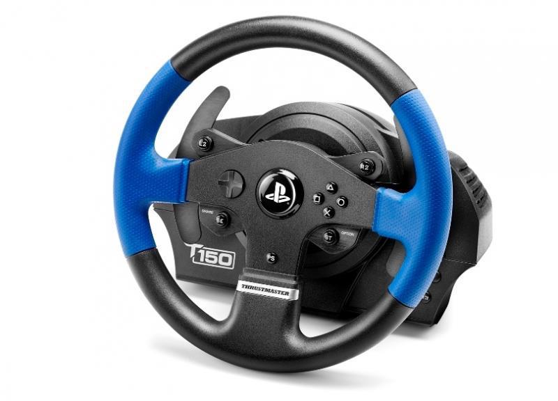 THRUSTMASTER Sada volantu a pedálů T150 RS (4160628)