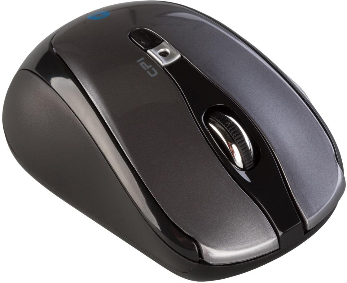 I-TEC BlueTouch 243 - BLUETOOTH optická myš -černá (MW243-BLACK)