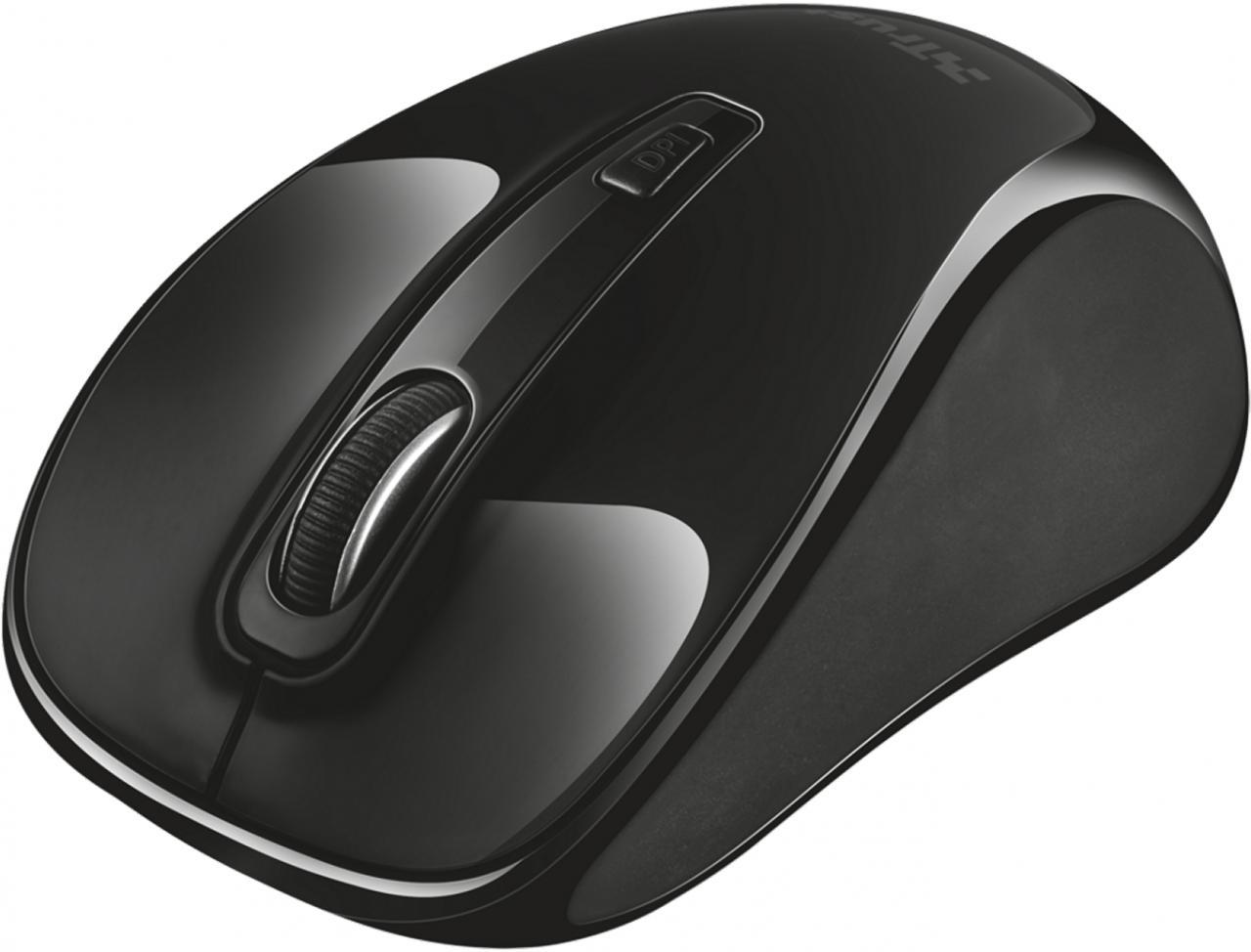 TRUST myš TRUST Xani Optical Bluetooth Mouse - Black (21192)