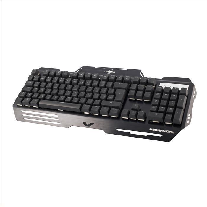 Hama uRage mechanická gamingová klávesnice Mechanical, RGB podsvícení (113767)