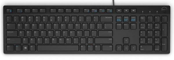 DELL klávesnice, multimediální KB216, SK, slovenská (580-ADGN)