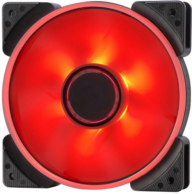 FRACTAL DESIGN Prisma SL-12 Red (FD-FAN-PRI-SL12-RD)