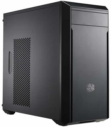 COOLER MASTER case Cooler Master MasterBox Lite 3, microATX,black, USB3.0, bez zdroje (MCW-L3S2-KN5N)