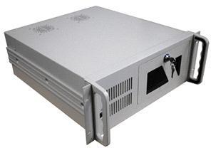 """IPC 19"""" IPC case do racku,580mm hloubka,šedý+ dárek myš Sony Vaio"""