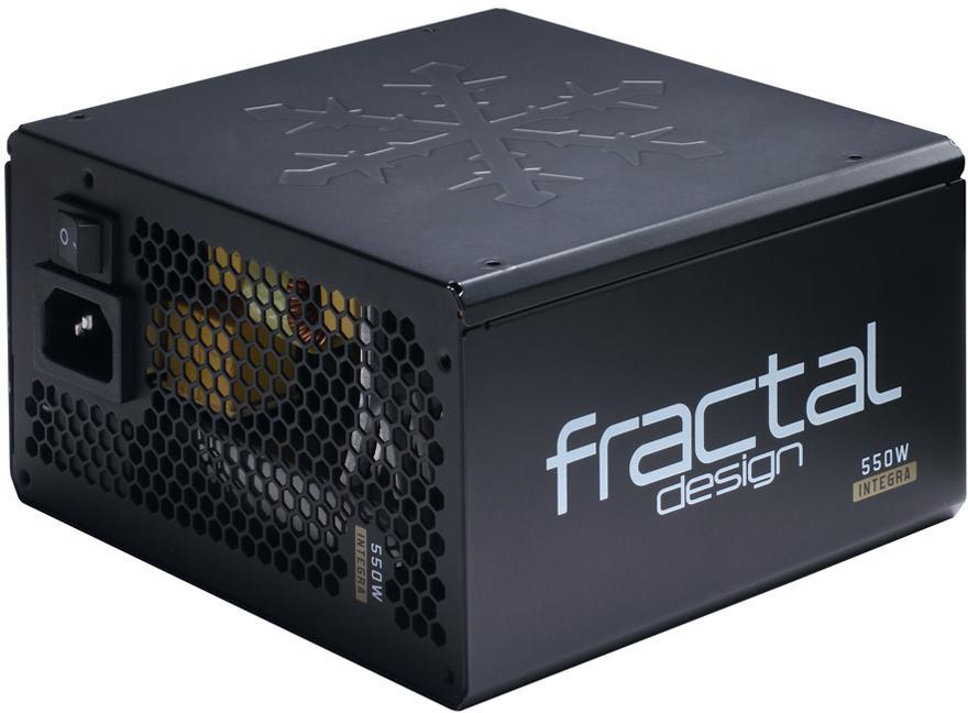 FRACTAL DESIGN Integra M 550W 80PLUS Bronze (FD-PSU-IN3B-550W)