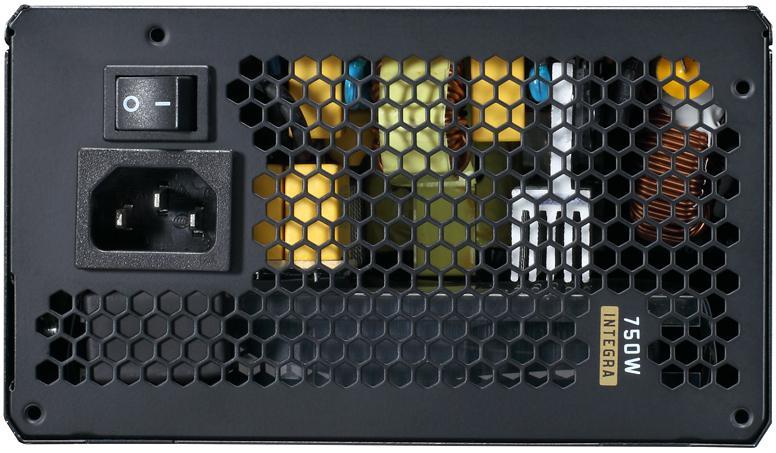 FRACTAL DESIGN Integra M 750W 80PLUS Bronze (FD-PSU-IN3B-750W)
