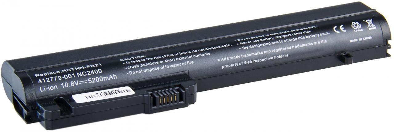 AVACOM Baterie AVACOM NOHP-240h-S26 pro HP Business Notebook 2400, nc2400, 2510p Li-Ion 10,8V (NOHP-240h-S26)