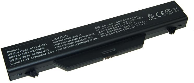 Fotografie AVACOM Baterie AVACOM NOHP-PB45-806 pro HP ProBook 4510s, 4710s, 4515s series Li-Ion 14 (NOHP-PB45-806)