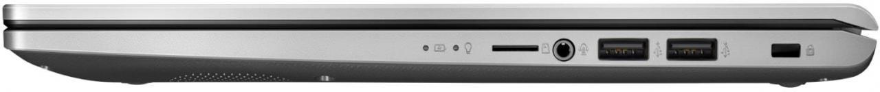 ASUS Laptop 15 X509JP i7-1065G7 Stříbrná/ šedá (X509JP-EJ044T)