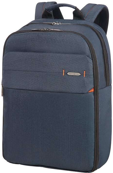 "SAMSONITE Network 3 LAPTOP BACKP. 17.3"" Space Blue (CC8*01006)"