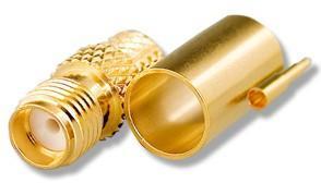 OEM konektor rSMA Female (pin, závit zvenčí)