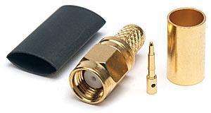 OEM konektor SMA Male (pin, závit zevnitř) (1103340)