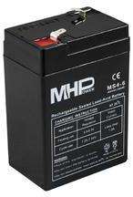 CARSPA Pb akumulátor MHPower VRLA AGM 6V/4Ah (MS4-6) (MS4-6)