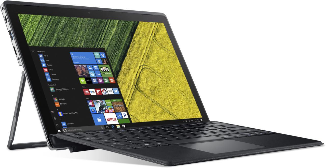 Fotografie Acer Switch 3 (SW312-31P-P07C) (NT.LE5EC.003) šedý