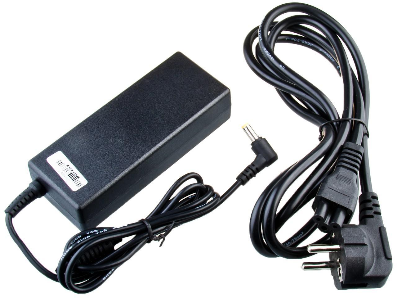 AVACOM Nabíjecí adaptér AVACOM ADAC-ACER-90W pro notebook Acer 19V 4,7A 90W konektor 5,5mm x 1,7mm (ADAC-ACER-90W)