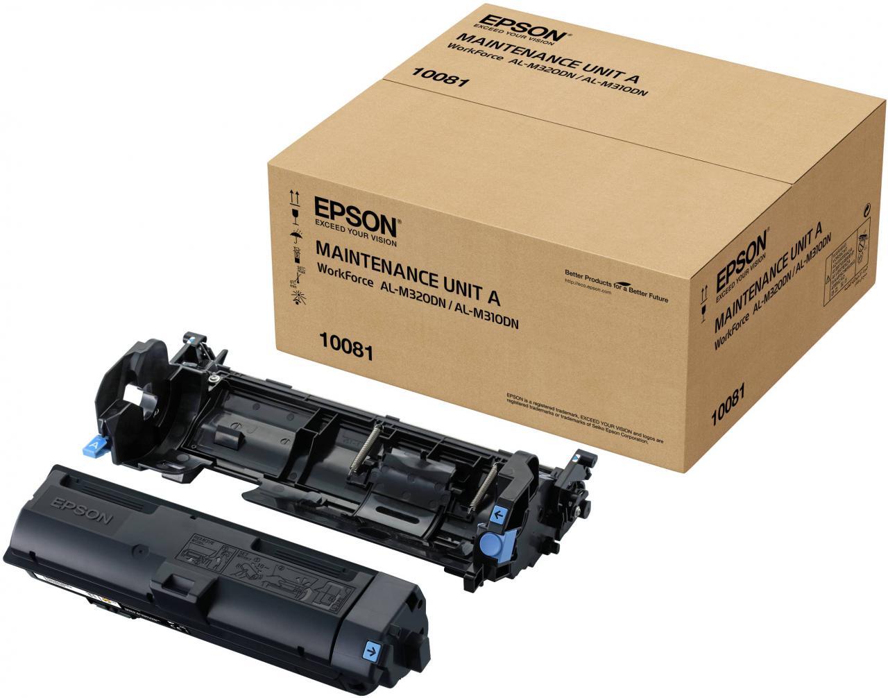 Fotografie EPSON AL-M310/M320 Maintenance Unit A (Dev/Toner) (C13S110081)