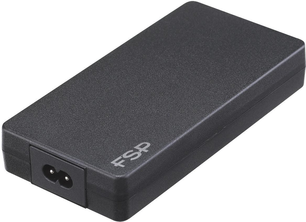 FORTRON/FSP FSP/Fortron NB 90 Slim napájecí adaptér k notebooku, 90W, 19V (PNA0902000)