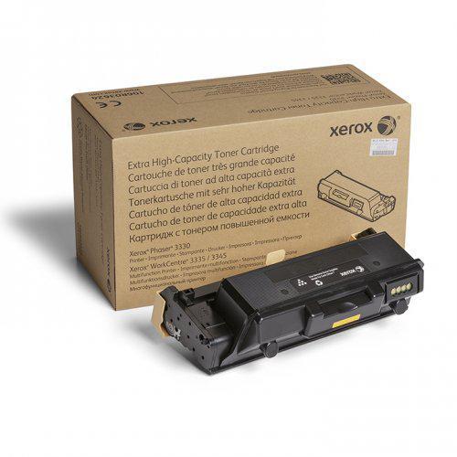 Fotografie XEROX High-Capacity Toner Cartridge pro WC33xx (106R03621)