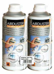 ALLSOP Air Duster ( stlačený vzduch ) 2x 400ML (06242)