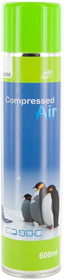4WORLD Stlačený vzduch 600ml (06418)