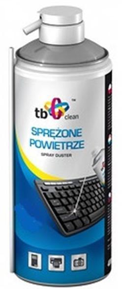 TB CLEAN Stlačený vzduch 600 ml (ABTBCP000000600)