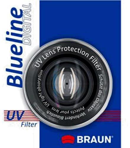 BRAUN PHOTOTECHNIK BRAUN UV filtr BlueLine - 62 mm (14158)
