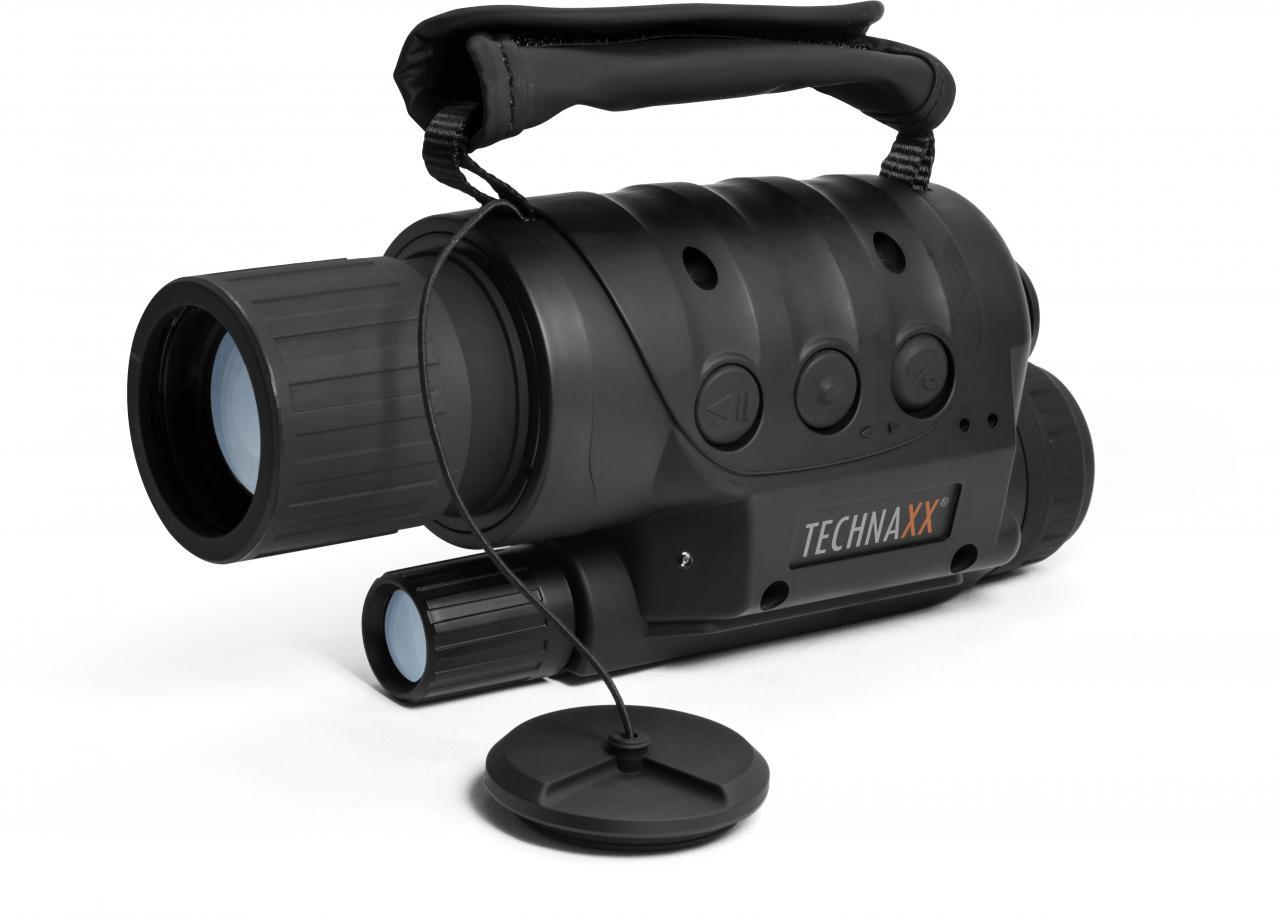 Fotografie Technaxx Digitální přístroj pro noční vidění s funkcí fotografie a videa (TX-73)